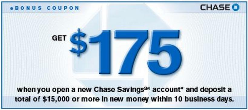 chase savings
